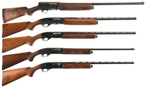 Remington Model 5 Shotgun