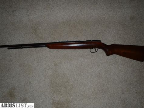 Remington Model 52 Rifle