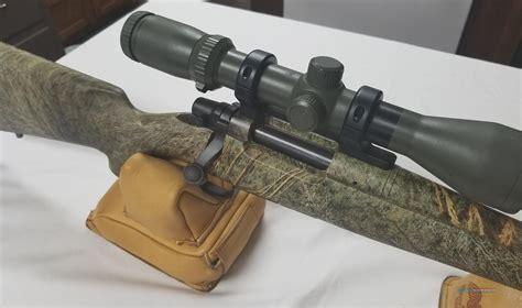 Remington Model 7 Predator Rifle