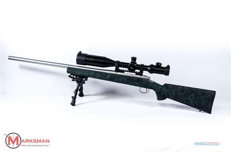 Remington Model 700 308 Stainless Steel Rifle