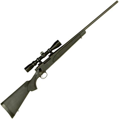 Remington Model 700 Adl Bolt Action Rifle Combo