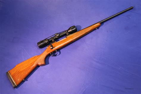 Remington Model 700 Adl Rifle With Scope 7mm Rem Mag