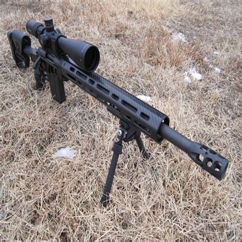 Remington Model 700 Sps Tactical Rifle For Sale
