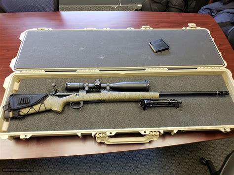 Remington Model 700 Xcr Tactical Rifle 338 Lapua