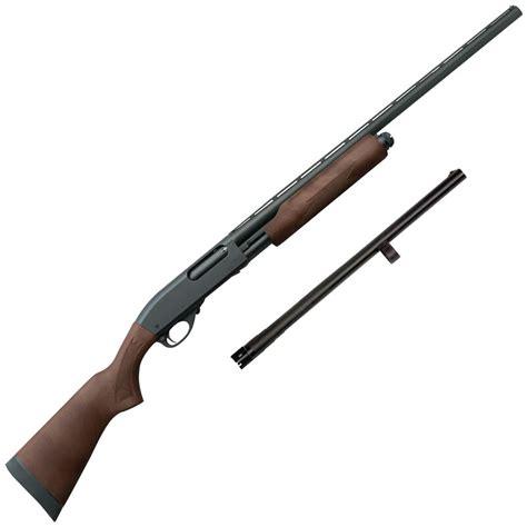 Remington Model 870 Express Pump Action Shotgun Combo