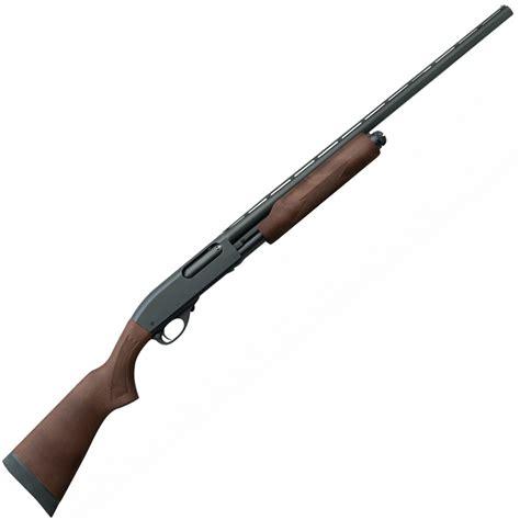 Remington Model 870 Express Pump Action Shotgun Hardwood