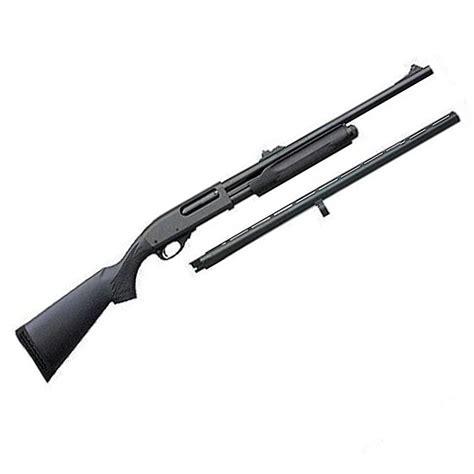 Remington Model 870 Express Pumpaction Shotgun Barrel Switch