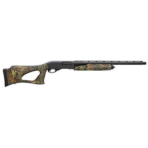 Remington Model 870 Express Shurshot Turkey Pumpaction Shotgun And Savage Model 24 22lr 410 Shotgun