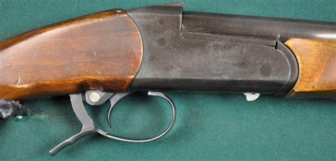 Remington Model Spr 100 Single Shot Shotgun