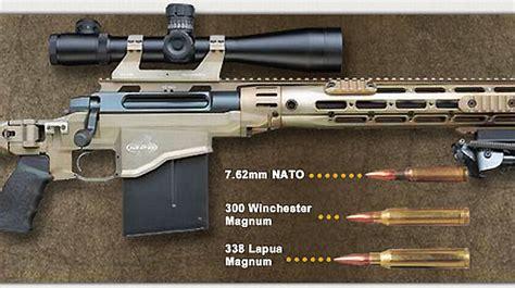 Remington Modular Sniper Rifle Msr 338 Lapua