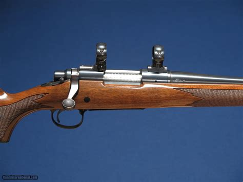 Remington Mountain Rifle 257 Roberts