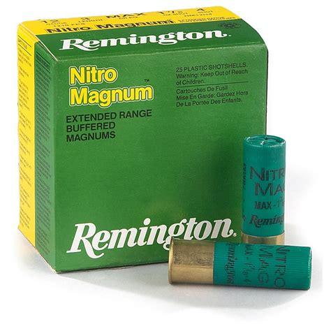 Remington Nitro Mag Buffered Magnum Shotshells Bass Pro