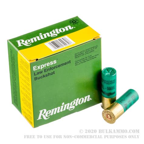 Remington No 3 Shotgun Ammo