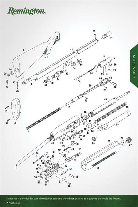 Remington Oem Parts Gravel Agency