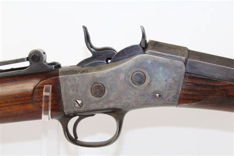 Remington Old Rifles