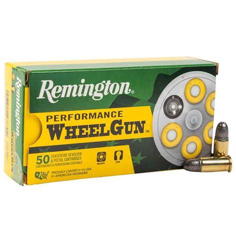 Remington Performance Wheelgun Ammo Review