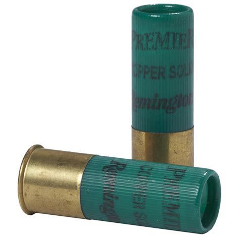 Remington Premier Copper Solid Sabot Slugs Shotshells
