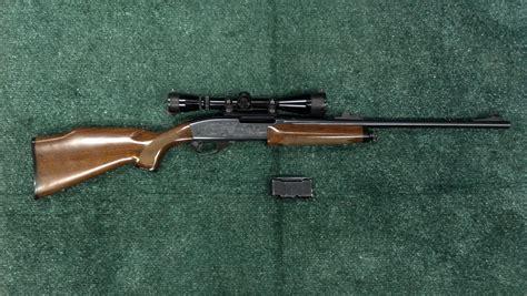 Remington Pump Action Rifle For Sale