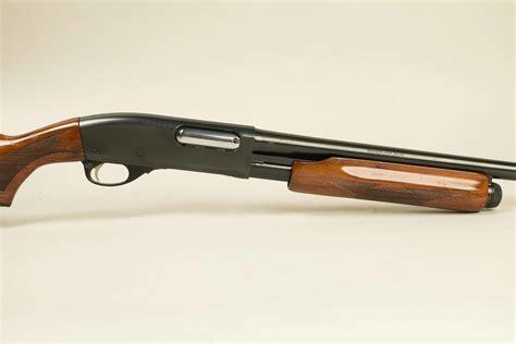 Remington Pump Action Shotgun Models