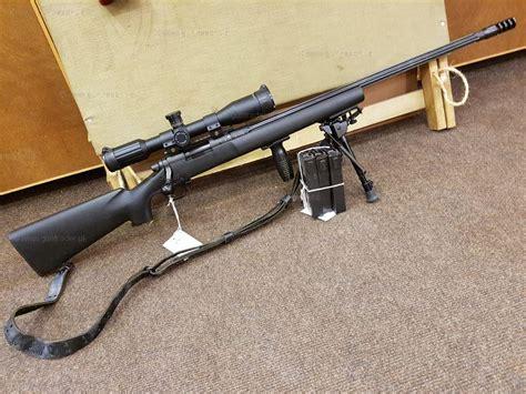Remington Rifle Police 308 And Rifle 7mm08 Remington