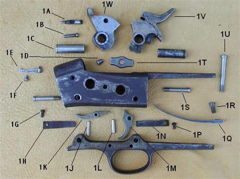 Remington Rolling Block No 1 Remington Rolling Block Parts