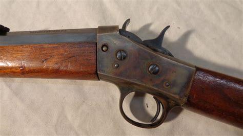 Remington Rolling Block No 4 - Remington Rolling Block Parts