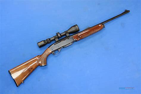 Remington Semi Auto Rifle 7400