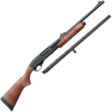 Remington Shotgun Combo Barrel