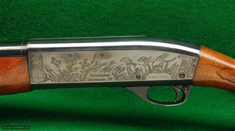 Remington Shotgun Model 58