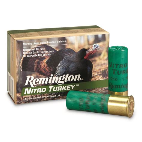 Remington Shotgun Turkey Ammo