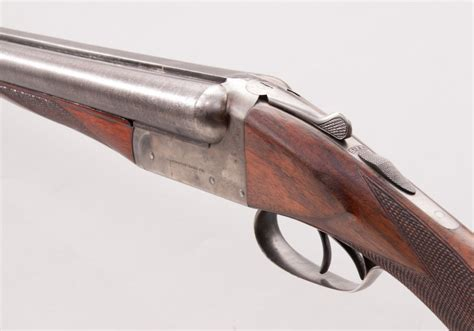 Remington Side By Side Double Barrel Shotgun