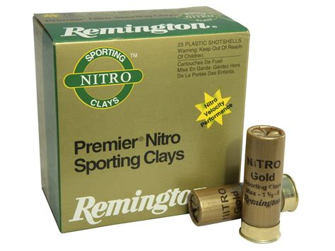 Remington Sporting Clay Ammo