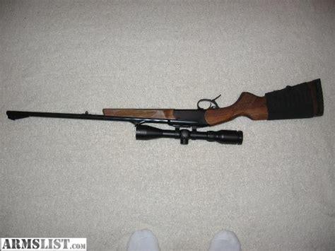 Remington Spr 18 Single Shot Rifle 308 Cal