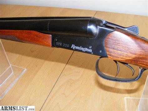 Remington Spr 220 Shotgun 12 Gauge