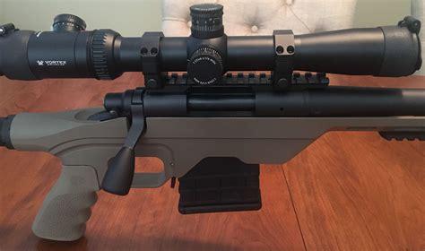 Remington Tactical Bolt Action Rifles