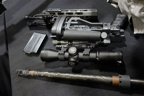 Remington Takedown Sniper Rifle