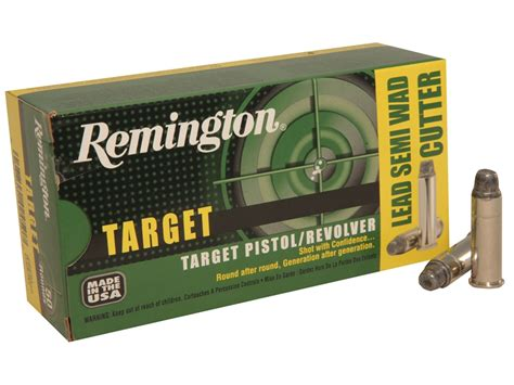 Remington Target 38 Special Ammo 158 Grain Semiwadcutter Review And Tula Ammo 556 Review