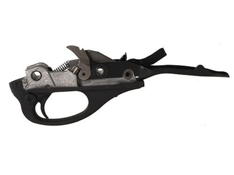 Remington Trigger Plate Assembly