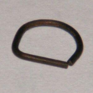 Remington Trigger Plate Pin Detent Spring Rear 870 1100