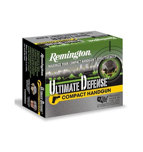 Remington Ultimate Defense Compact 45 Auto ACP 230 Grain