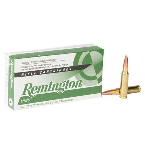 Remington Umc 223 Ammo 20 Rounds