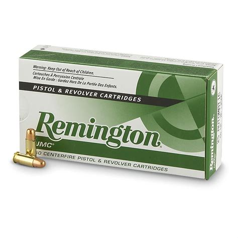 Remington Umc 40 S W Mc 180 Grain 50 Rounds 6173
