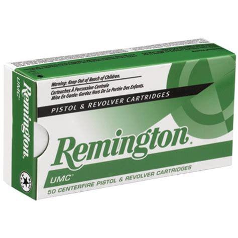 Remington Umc 45 Acp 100-round Ammo