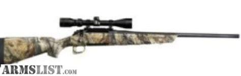 Remington Whitetail Pro Model 770 Rifle Scope Combo