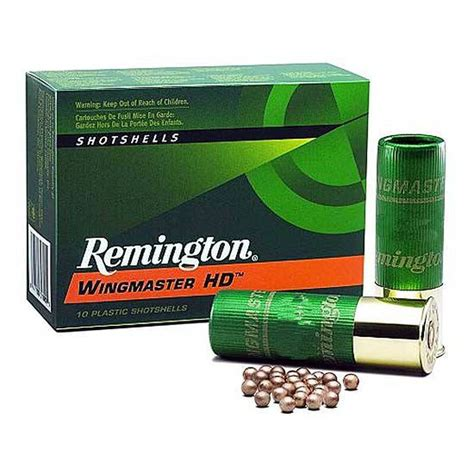 Remington Wingmaster Hd Ammo For Sale