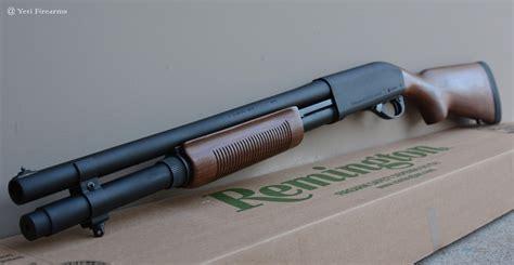 Remington Wood 870 Shotgun