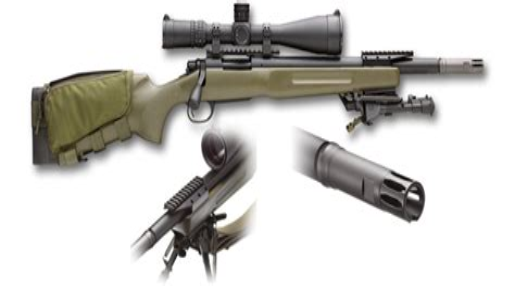 Remington Xm3 Rifle