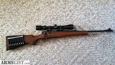 Remington Youth Rifles 7mm08