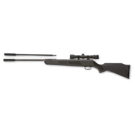 Removable Barrel Pellet Rifle
