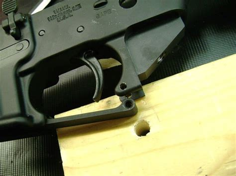 Removal Of The Stock Trigger Guard - Windham Weaponry